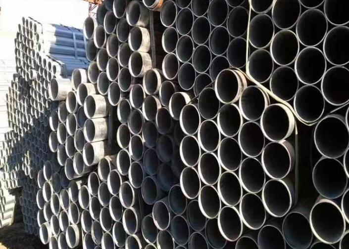 西昌钢结构-不锈钢管