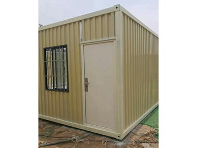 开封集装箱房批发小编带大家了解下:活动板房安装安全技术