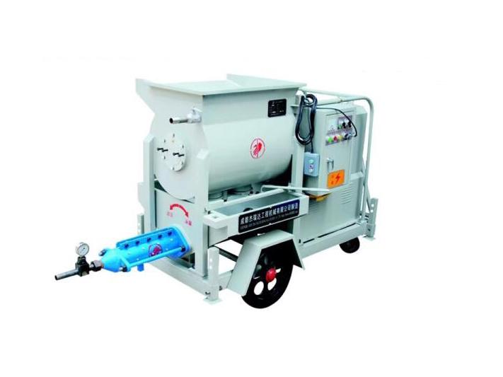 成都灌浆泵-300B搅灌一体