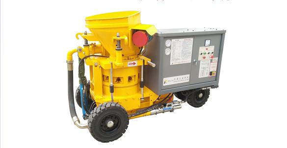 成都噴漿機-HTK700混凝土濕噴機