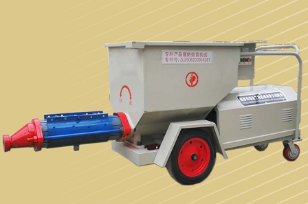 成都砂漿灌漿泵-SH10細石砂漿(灌漿料)灌漿泵