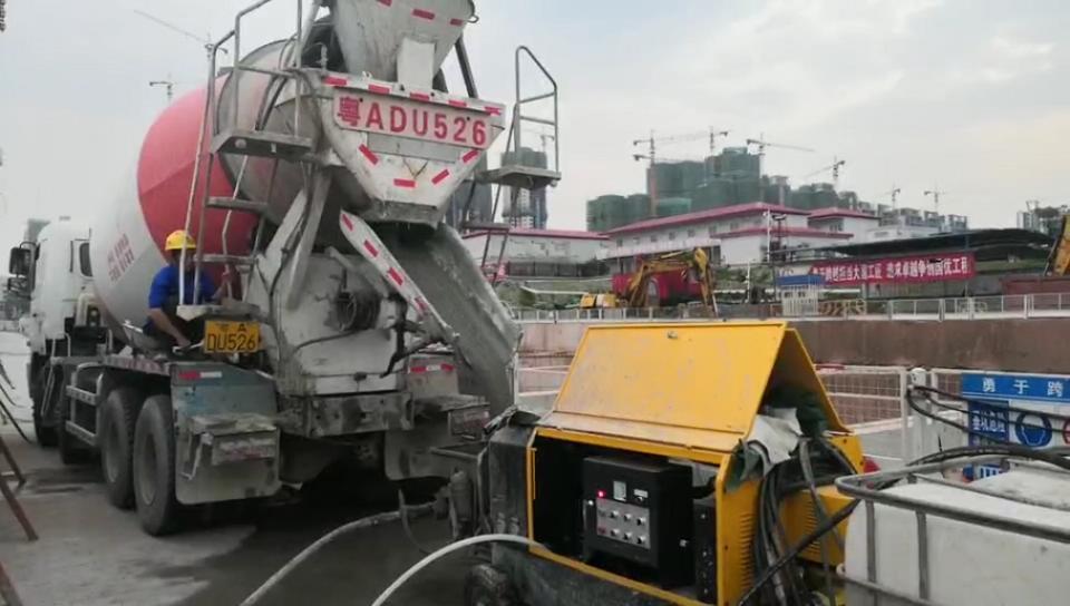 汶川災后公路加固除險