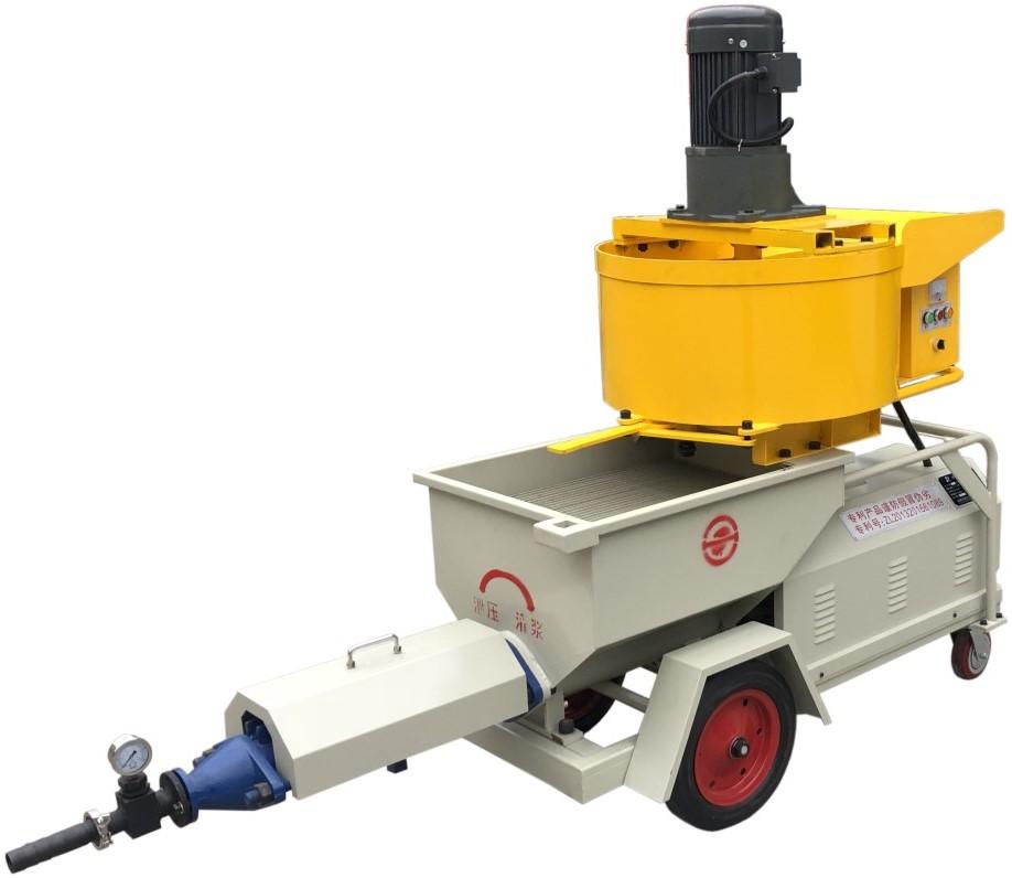 灌漿泵-JRD500JS攪灌一體灌漿泵