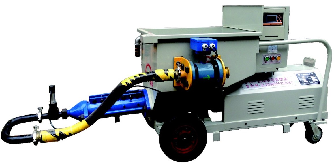 灌漿泵-JRD200JL灌漿記錄一體泵