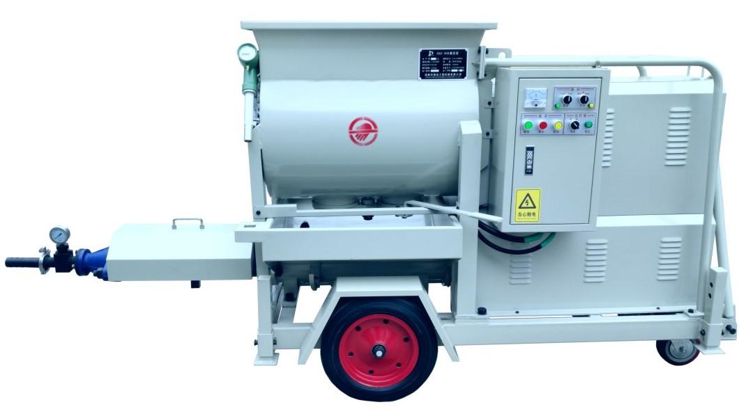灌漿泵-JRD800B攪灌一體灌漿泵