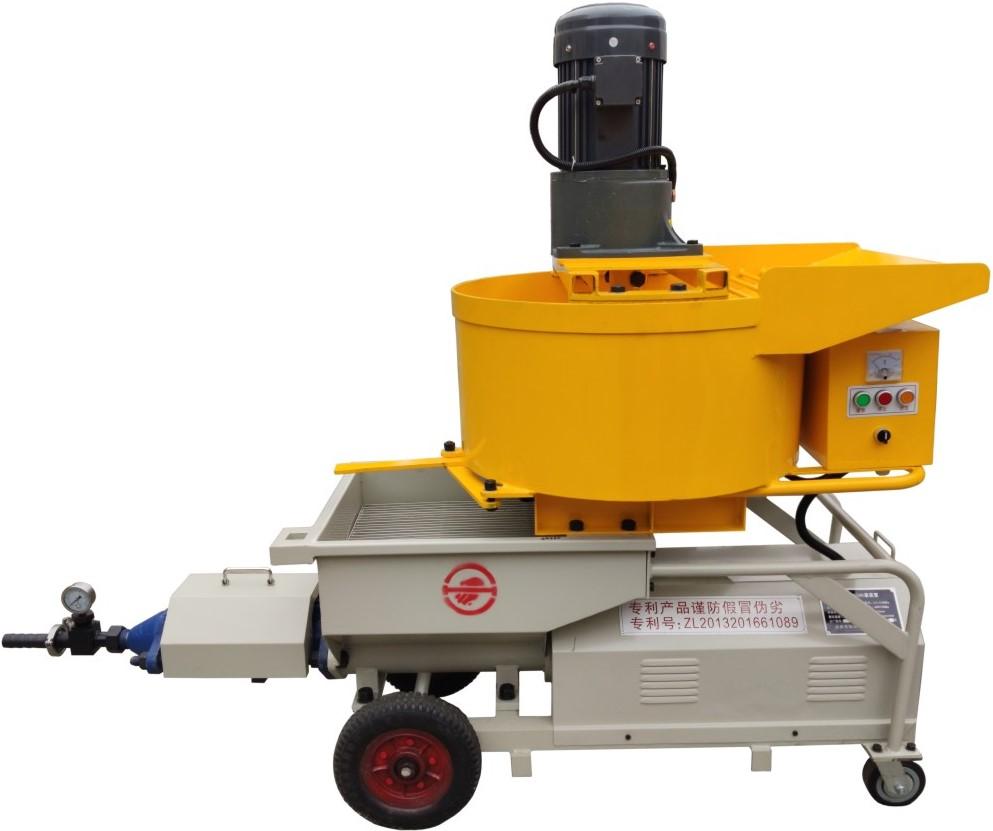 灌漿泵-JRD400JS攪灌一體灌漿泵