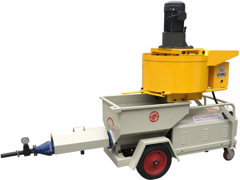 灌漿泵-JRD300JS攪灌一體灌漿泵
