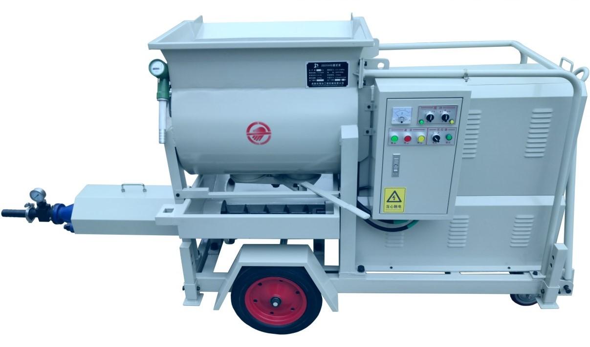 灌漿泵-JRD400B攪灌一體灌漿泵