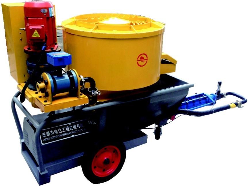 灌漿泵-JRD300BSJL攪灌記錄一體灌漿泵