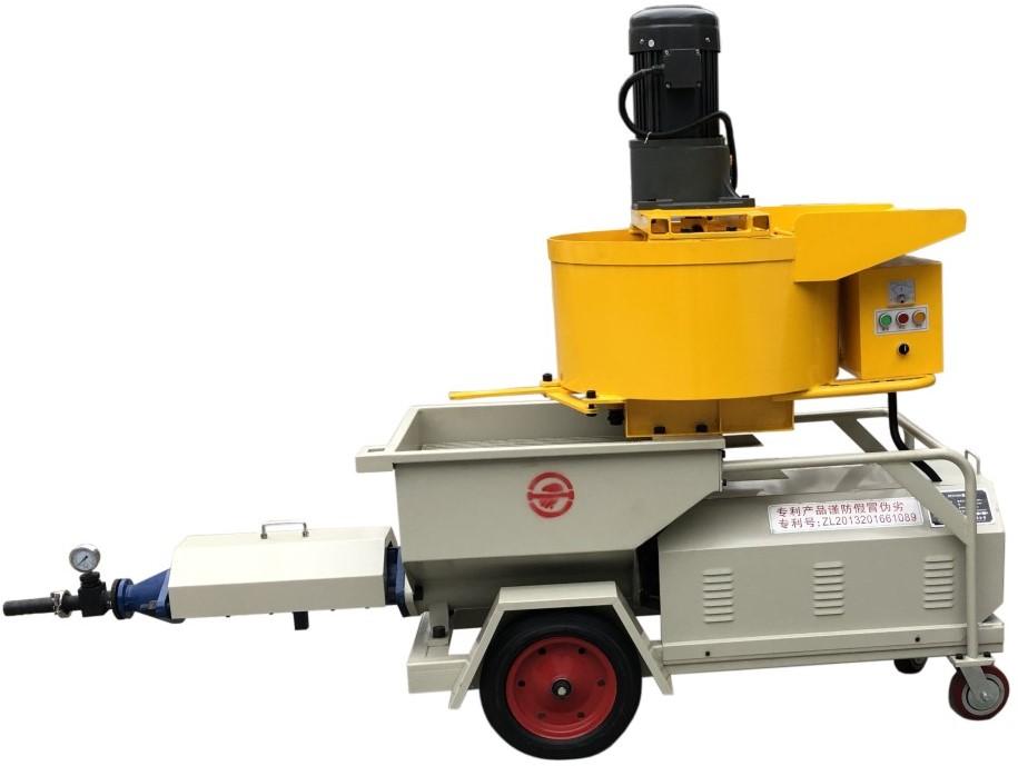 灌漿泵-JRD600JS攪灌一體灌漿泵