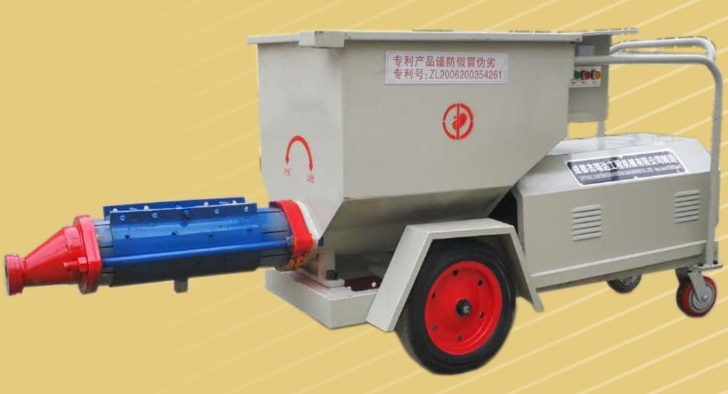 灌漿泵-JRD-HS10細石砂漿灌漿泵