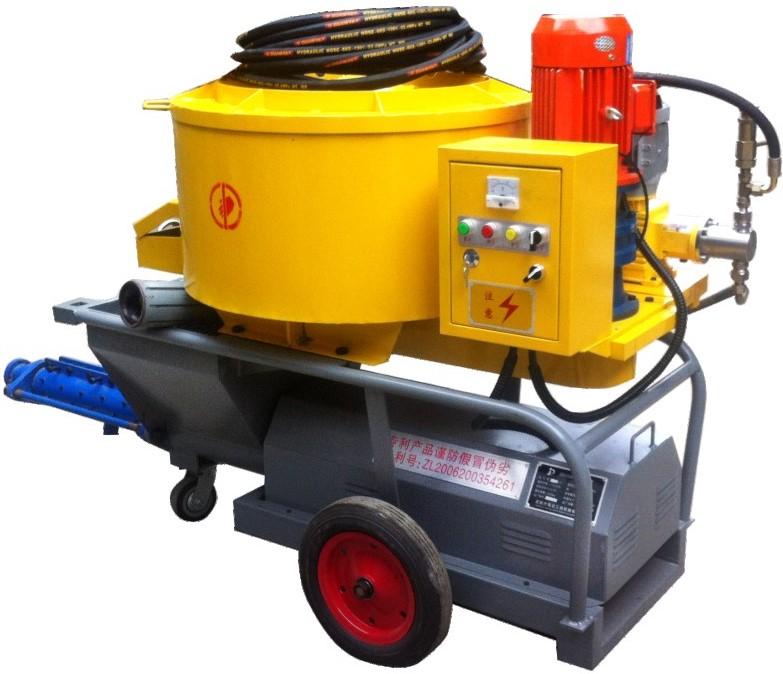 灌漿泵-JRD500BD(單)雙液攪灌一體灌漿泵