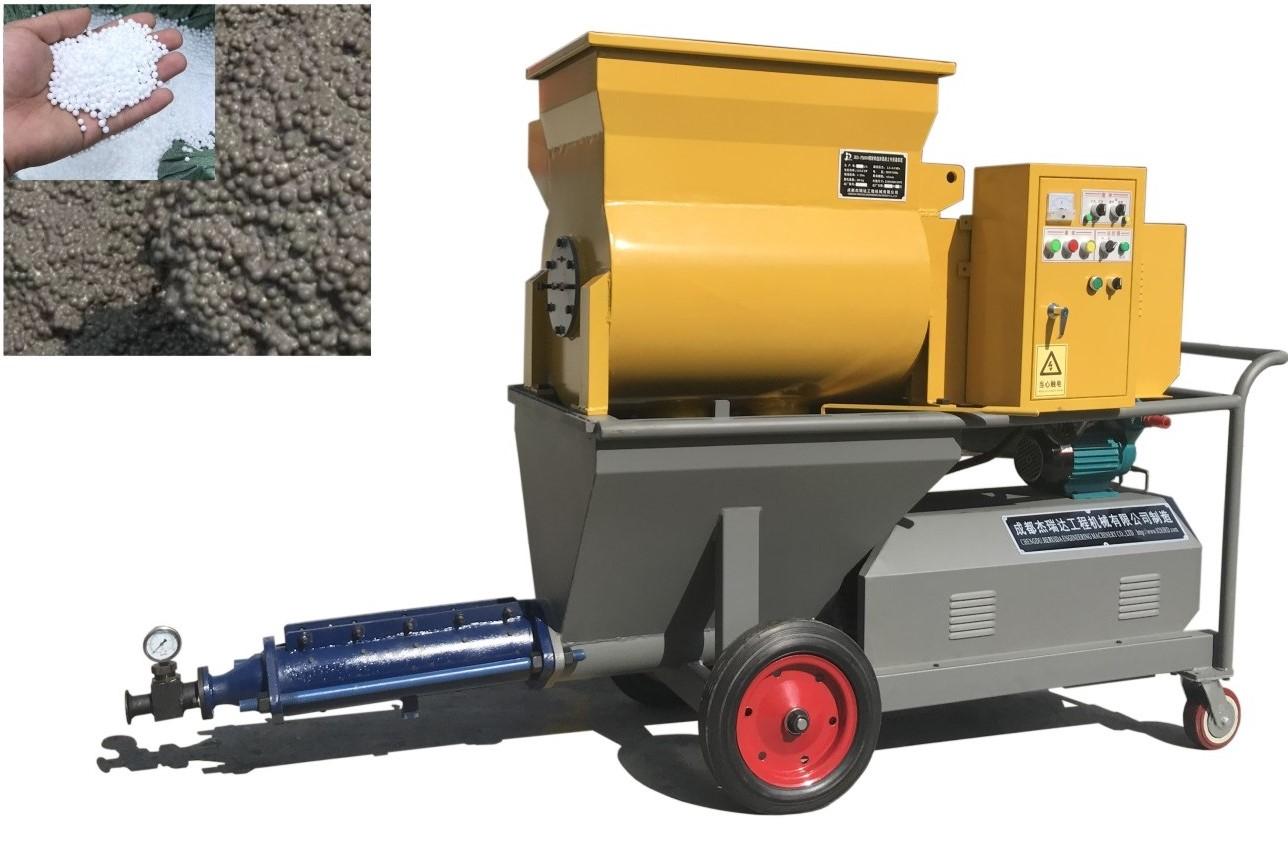 輕鋼別墅專用灌漿泵-JRD-PM600