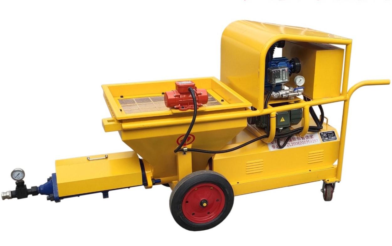 砂漿噴涂機-PS500墻面砂漿噴涂機