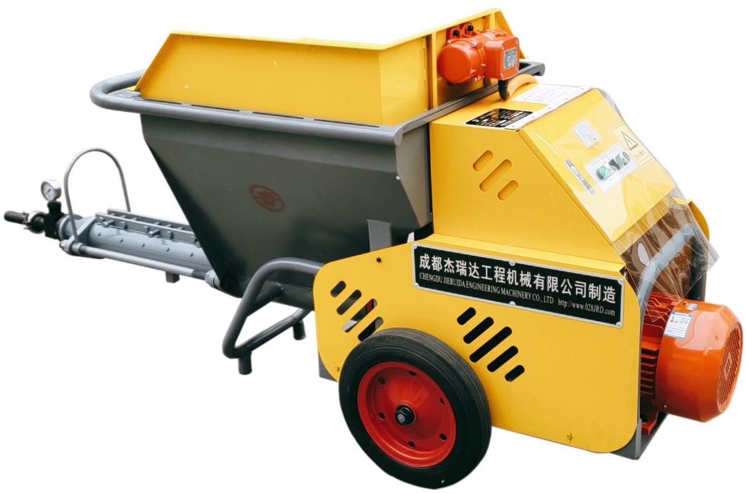 灌漿泵-JRD500S灌漿泵