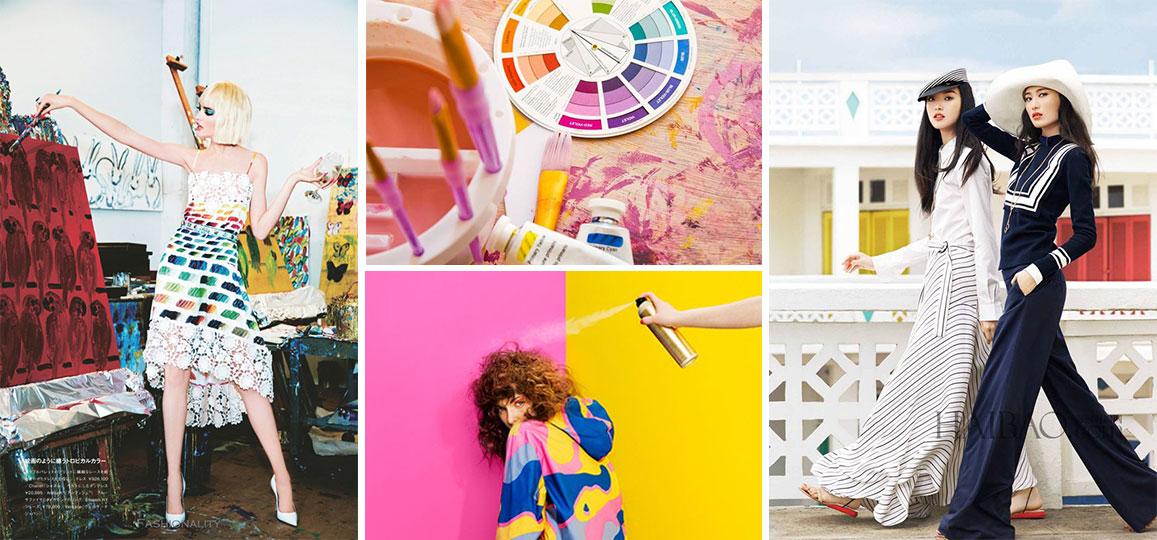 培蕾美术学校之色彩课程
