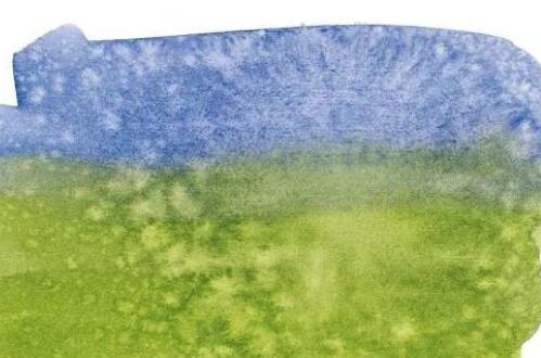 对于水彩绘画的初学者来说需要多多注意什么