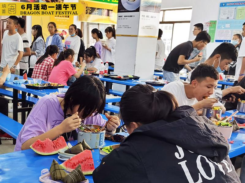 """""""粽""""横培蕾过端午-记2020年培蕾美术端午节"""