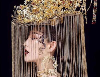 國際影樓化妝師尖端強化課程