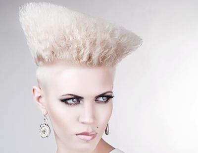 国际美发师尖端烫染课程