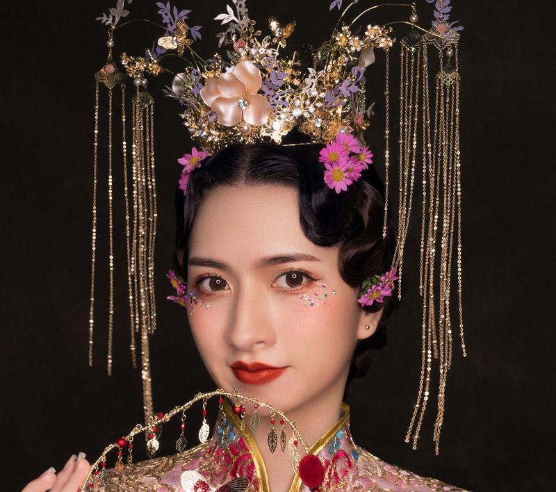 国际联盟时尚风格新娘研修课程