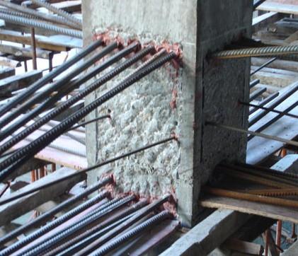 成都粘钢加固与灌钢加固之间有什么区别?