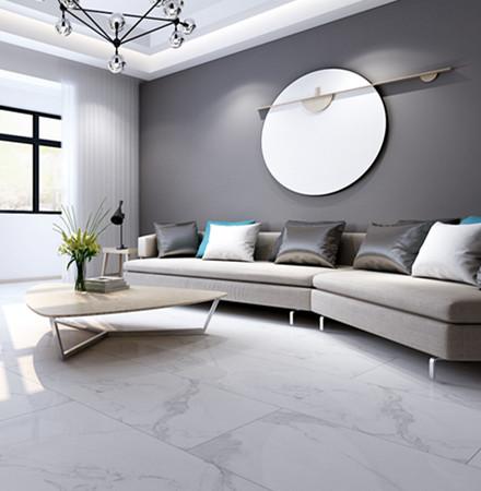 客厅空间万博app在线登录地板应用