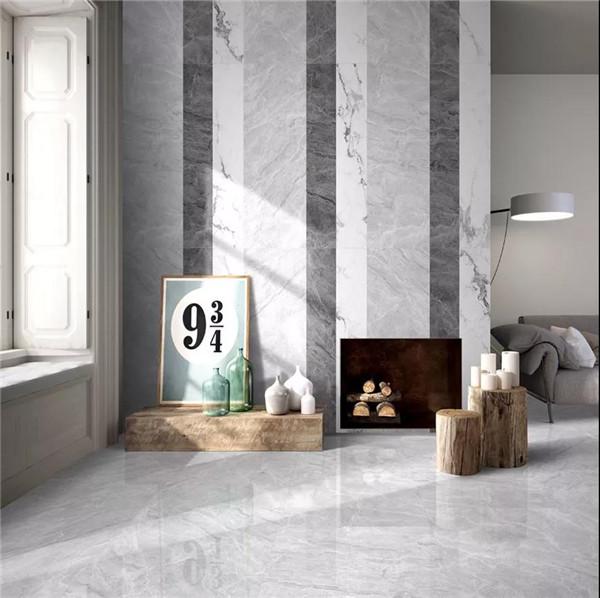 大规格瓷砖,贴墙铺地都好看!