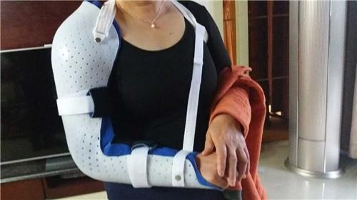河南矫形器-低温板材肩关节固定矫形器