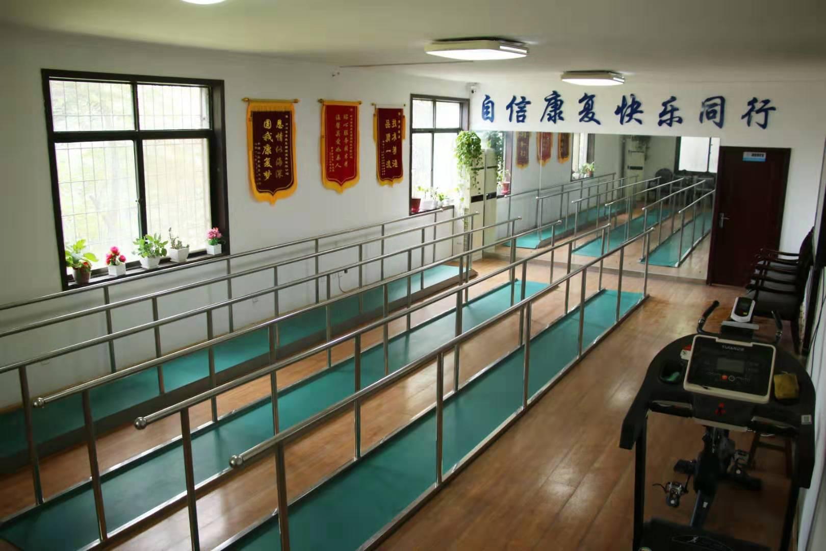 河南假肢公司康复训练大厅