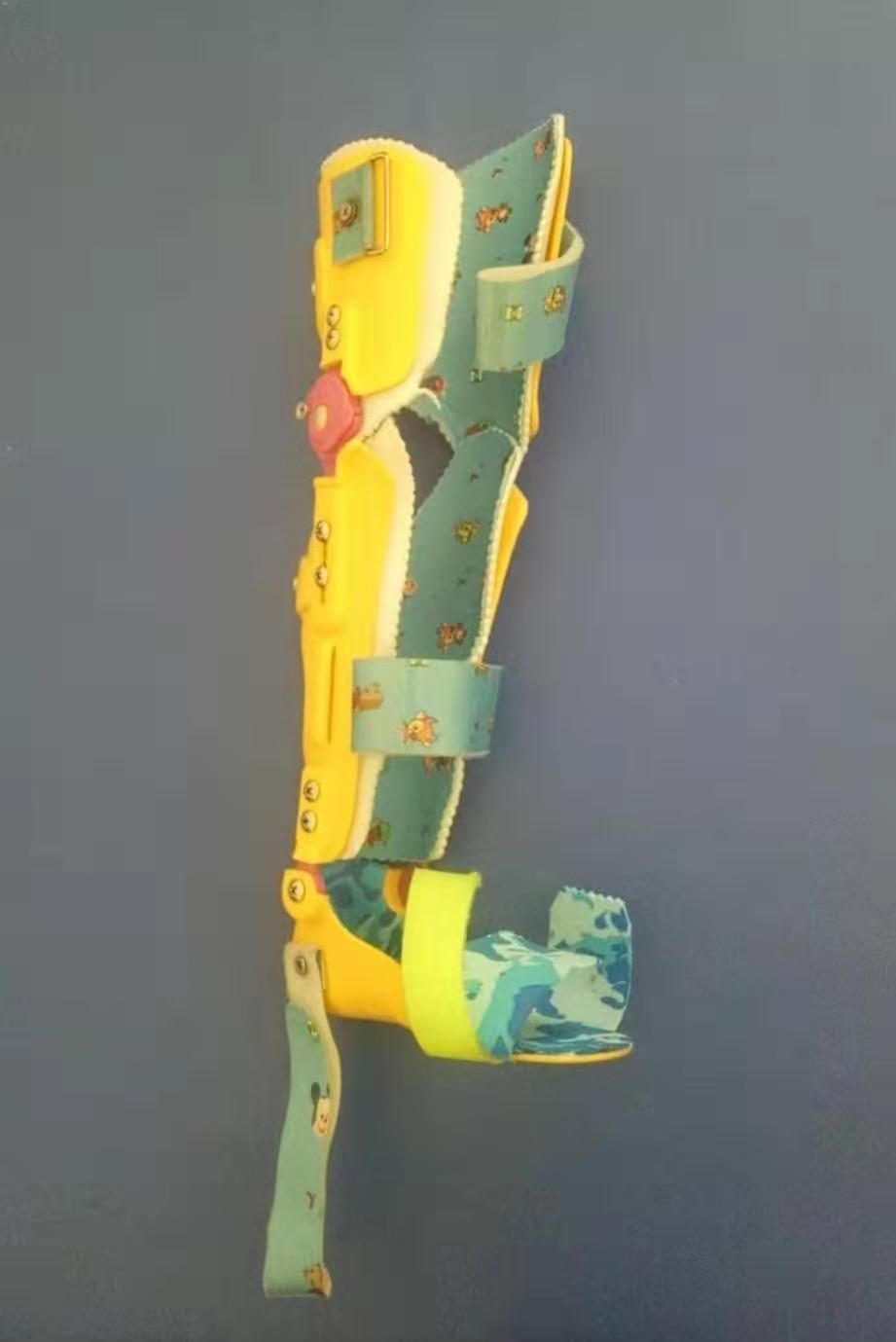 儿童膝踝足矫形器