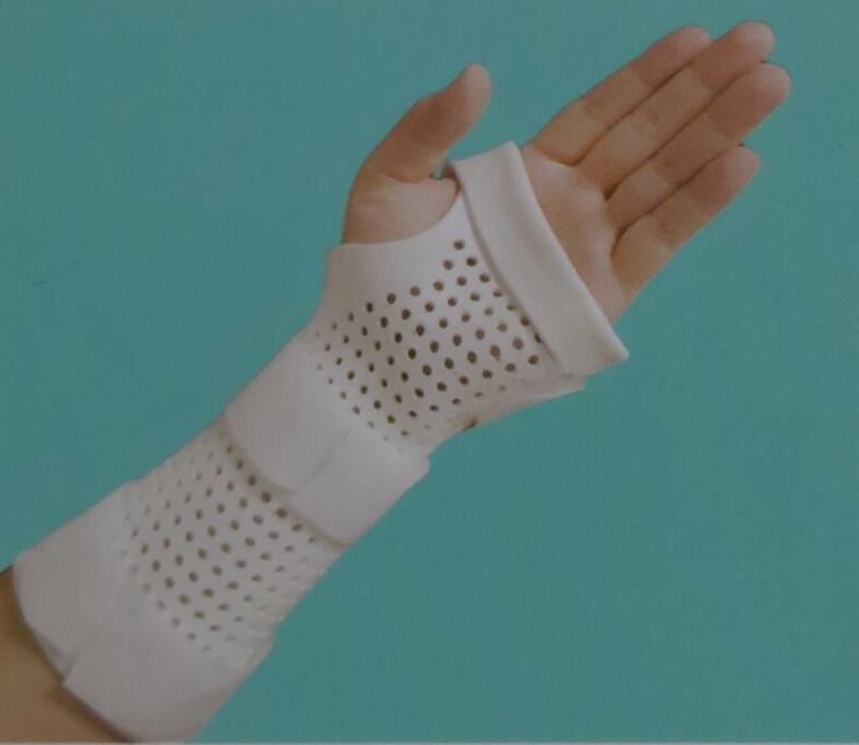 腕关节固定矫形器