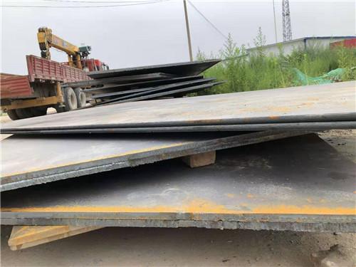 河南钢板租赁厂家