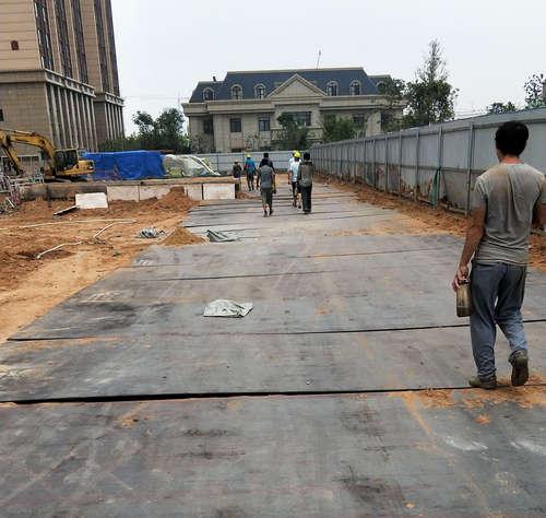 河南钢板租赁多少钱
