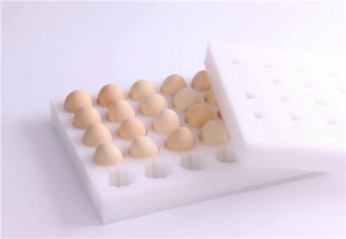 驻马店珍珠棉蛋托案例