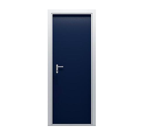 铝木生态门