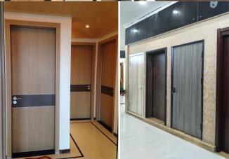 西安铝木生态门