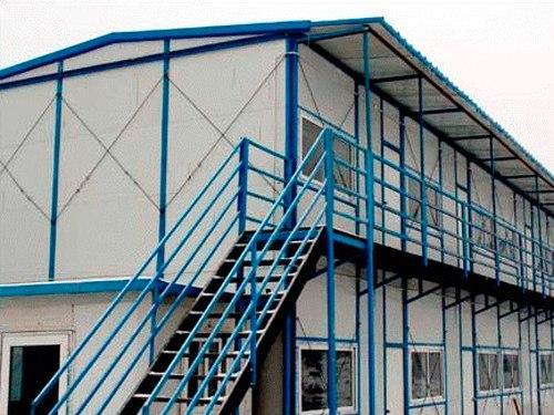 陕西钢结构厂房安装