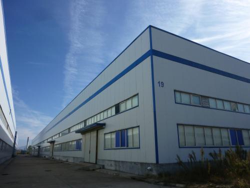 陕西钢结构厂房定制