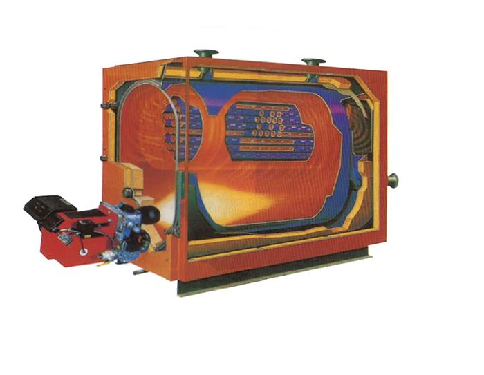 CWNS-E系列常压低氮冷凝燃气热水锅炉