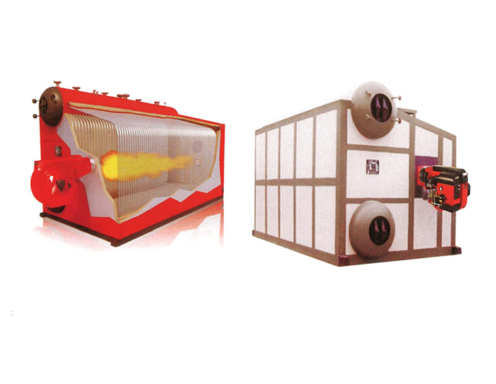 SZS水管低冷凝蒸汽热水锅炉结构性能特点