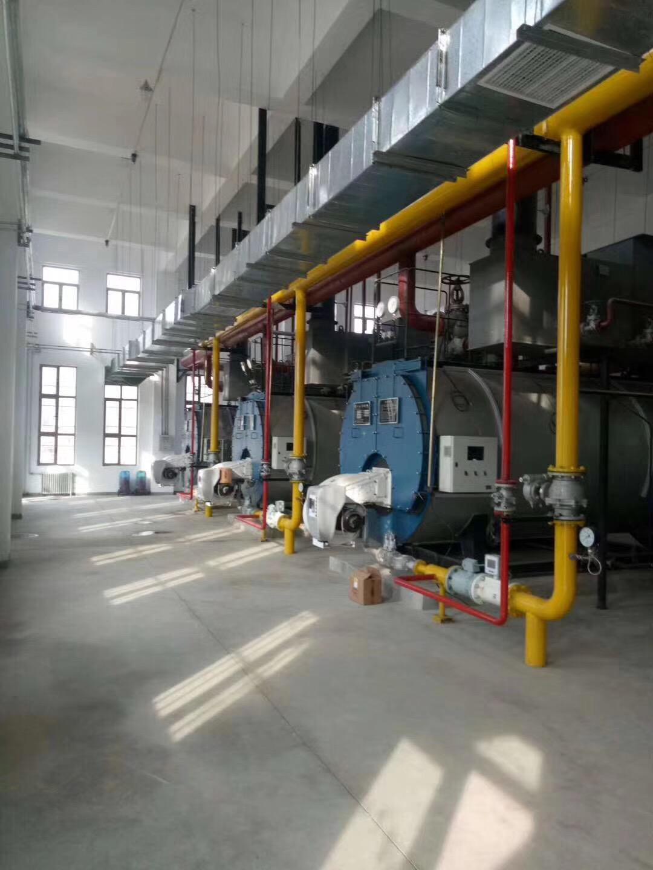 环通锅炉第四代三回程冷凝一体式产品的强大的节能效果