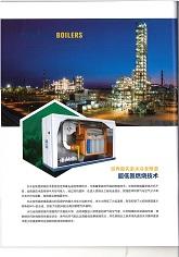 水冷全预混超低氮冷凝承压热水锅炉
