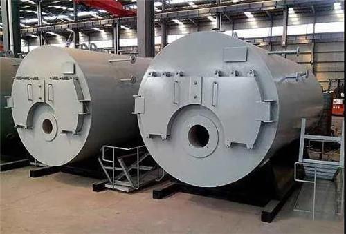 关于燃气蒸汽锅炉安全操作.