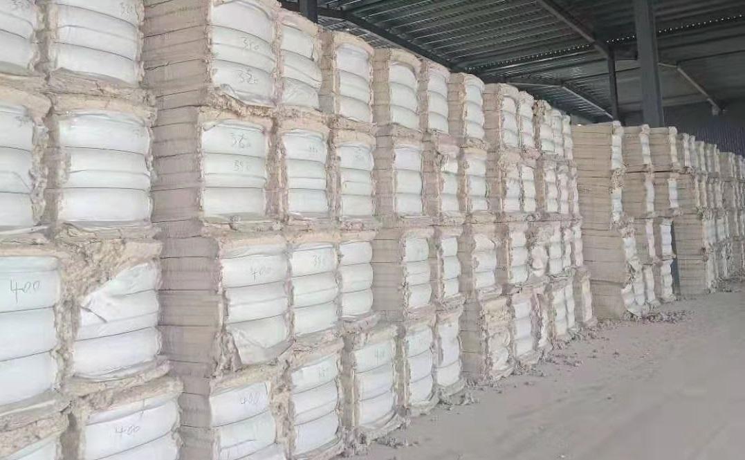 内蒙粒状棉生产