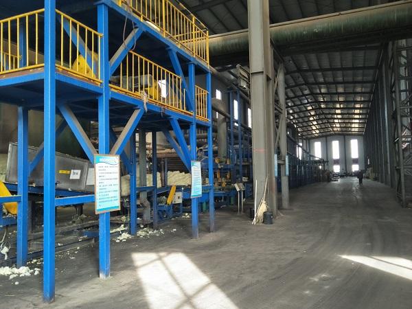 内蒙粒状棉生产设备