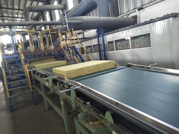 内蒙岩棉板厂家生产设备