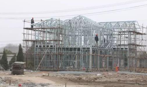 你了解过轻钢结构别墅到底好在哪里吗?