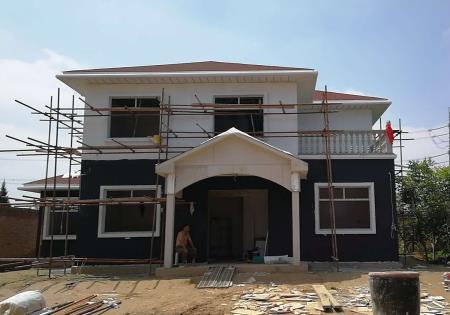 陕西轻钢房屋安装