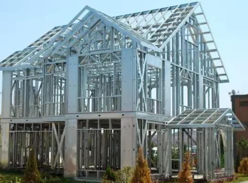 关于轻钢别墅相比砖混的三大疑问,这些你知道吗?